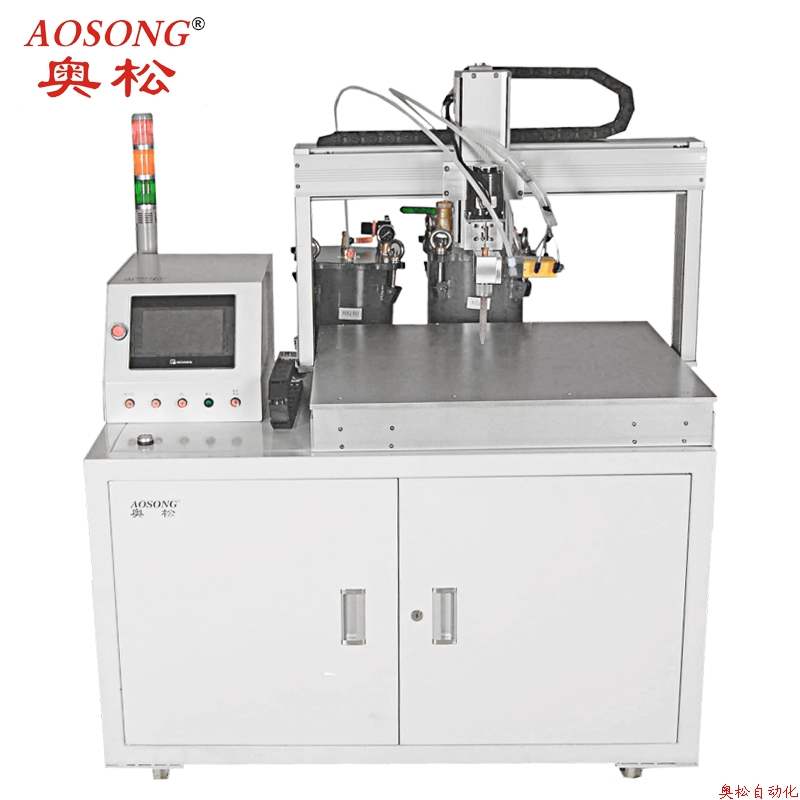 Warm winter sun, AOSONG filling machine warms up for you